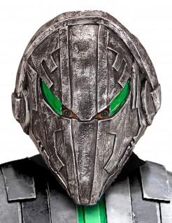 Maske Alien-Cyborg für Erwachsene
