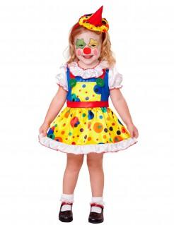 Kostüm Clown für Mädchen