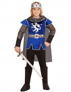 Kostüm Blue Knight König Kinder