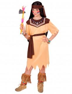 Kostüm Indianer-Prinzessin für Mädchen