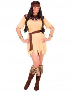 Kostüm Indianer-Prinzessin für Damen