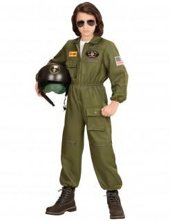 Kostüm Kampfflieger für Jungen