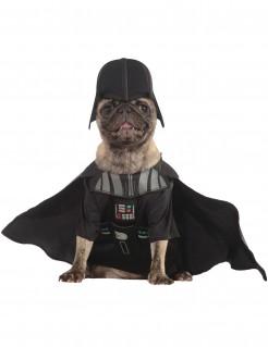 Star Wars™ Darth Vader™ Hundekostüm Lizenzware schwarz