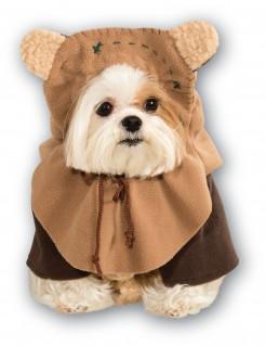 Star Wars™ Ewok™ Hundekostüm Lizenzware braun
