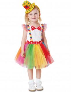 Kostüm Clown Tutu für Mädchen