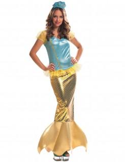 Kostüm Meerjungfrau für Damen