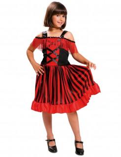 Kostüm andalusische Tänzerin für Mädchen