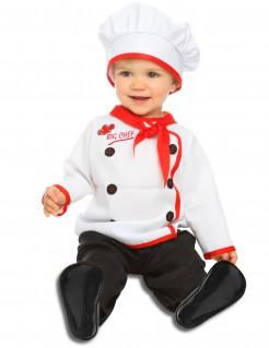 Kostüm Koch für Babys