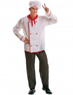 Kostüm Koch für Herren