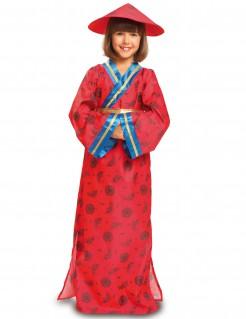 Kostüm Chinesin für Mädchen