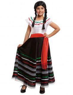 Kostüm mexikanisches Mädchen