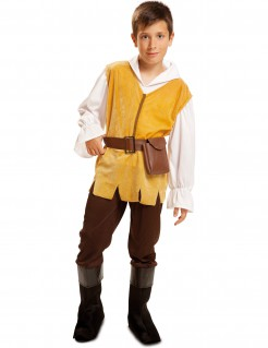 Kostüm mittelalterlicher Schankwirt für Jungen
