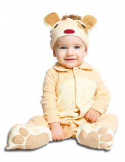 Kostüm kleiner Bär für Babys