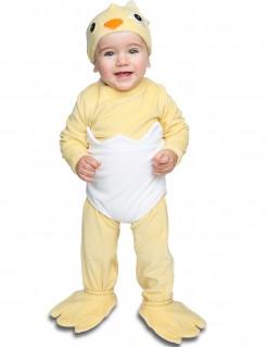 Kostüm kleines Küken für Babys