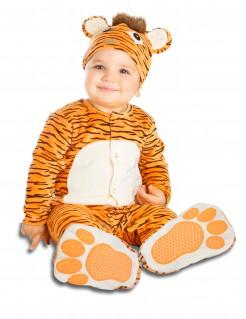 Kostüm Tiger für Babys