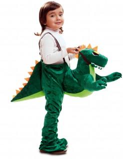 Kostüm Dinosaurier-Reiter für Jungen