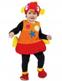 Kostüm tropische Fische für Babys