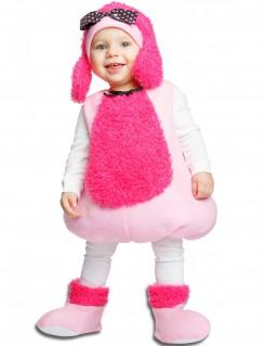 Häschen-Kostüm für Kleinkinder Osterkostüm pink-rosa