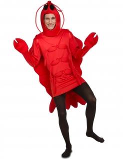 Hummer-Kostüm Tierkostüm rot