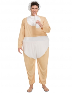 Kostüm Baby für Erwachsene