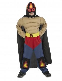 Wrestler-Kostüm für Kinder