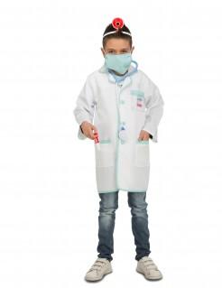 Chirurg-Kostüm mit Zubehör für Kinder