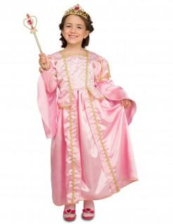 Prinzessin-Kostüm mit Zubehör für Kinder