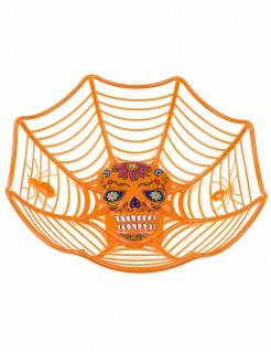 Dia de los Muertos Schüssel orange 26 cm