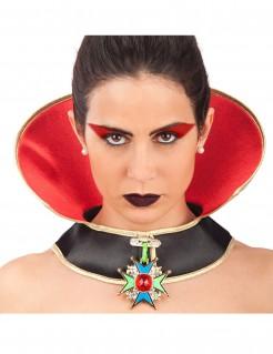 Vampir Halloween-Halskette für Damen