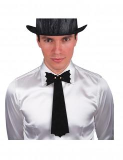 Fledermaus-Krawatte Halloween-Accessoire für Herren