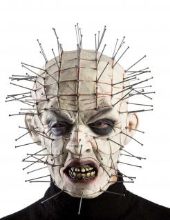 Monster mit Nadeln Halloween-Maske für Erwachsene