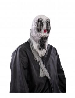 Schreckliche Halloween-Geistermaske für Erwachsene