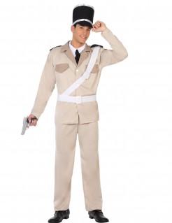 Polizist der Côte d
