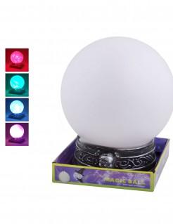Leuchtkugel mit Soundeffekt 20 cm