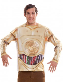 C-3PO-Longsleeve Star Wars™-Shirt gold