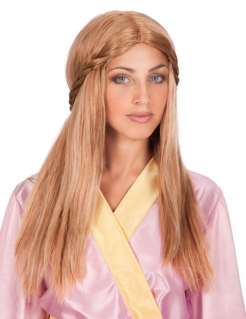 Gefangene Prinzessin Perücke für Damen
