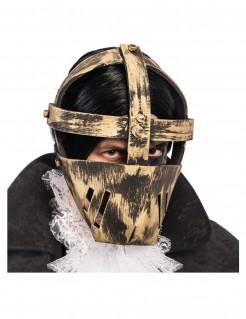 Gefangener-Maske für Erwachsene gold