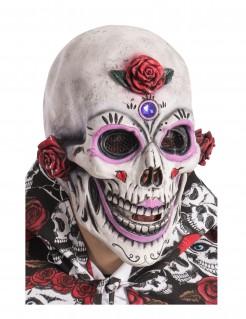 Dia de los Muertos Skelett-Maske für Halloween