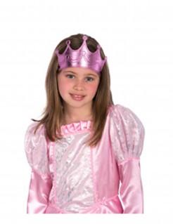 Prinzessin Krone für Mädchen rosa