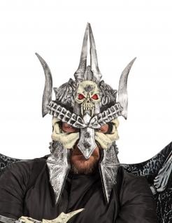 Schrecklicher Krieger Helm für Erwachsene
