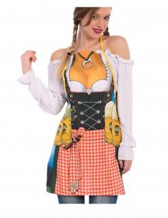 Bayerische Schürze für Damen
