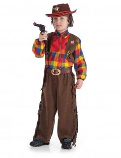 Sheriff Kostüm für Jungen