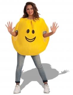 Heiteres Emoticon Kostüm für Erwachsene