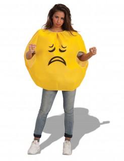 Trauriges Emoticon Kostüm für Erwachsene
