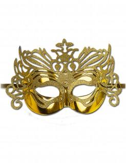 Maske goldene Göttin für Erwachsene