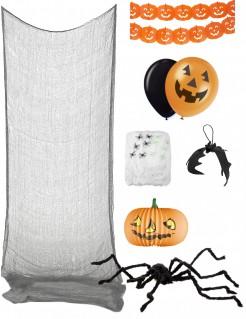 Set für die große Halloween-Party