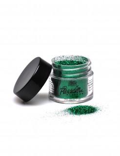 Mehron-Glitzerpulver Schminkpulver grün 7g