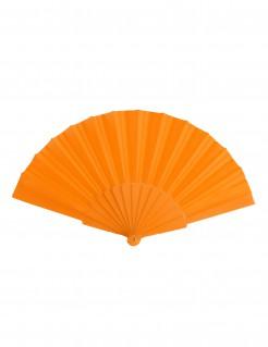 Fächer Kostüm-Accessoire orange