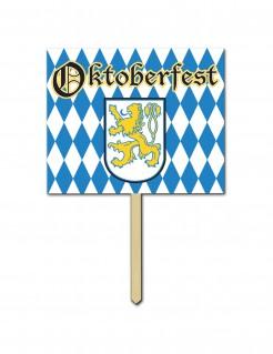 Oktoberfest-Schild Partydeko