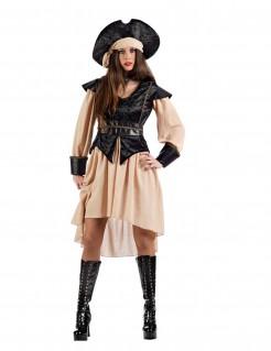 Kostüm Pirat für Damen